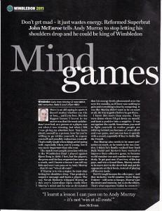 John McEnroe on Andy Murray 2011 web