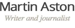 Martin Aston logo