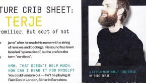 Todd Terje edit web