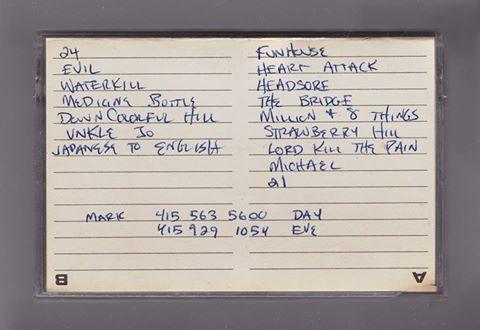 RHP Tape